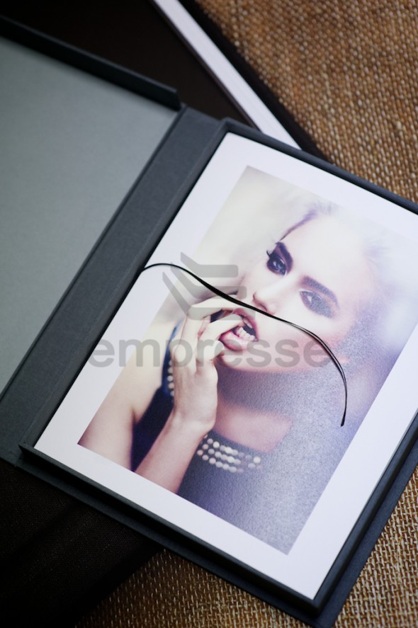 Empresse boxes and prints